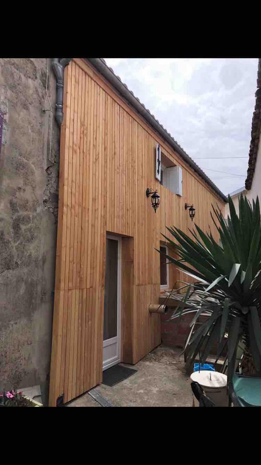 Tasseau Bois Exotique Exterieur bardage bois intérieur et extérieur - e.g.u